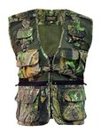 Game Stormkloth Camouflage Multi Pocket Vest