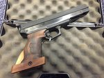 Preloved Gamo .177 Compact Target Pistol With Hardcase - Excellent