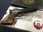Preloved Gamo Compact Target .177 Pneumatic Air Pistol (Boxed) - Excellent