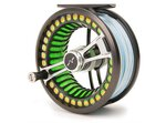 Guideline Fario LW NT8 Fly Reel - Grey