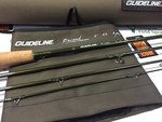 Preloved Guideline Exceed 9ft #5 4pc Fly Rod - Excellent