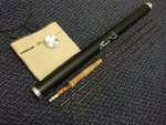 Preloved Guideline Fario 8ft6 #5 4pc Fly Rod - Excellent