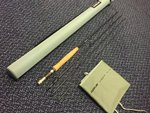 Preloved Guideline LPXe 9ft #4 4pc Fly Rod - As New