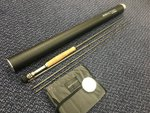Preloved Guideline Reaction 10ft #7 4pc Fly Rod - Excellent