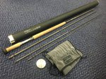 Guideline Preloved - Reaction 13ft7 #9/10 Salmon Fly Rod - Excellent