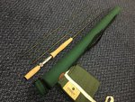 Hardy Preloved - Demon 8ft6 #5 3pc Fly Rod - As New