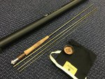 Hardy Preloved - Demon Sintrix 10ft #5 4pc Fly Rod - Excellent