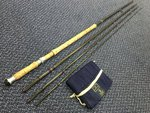 Preloved Hardy Favourite Graphite Salmon Fly 18ft Spey Rod - Used