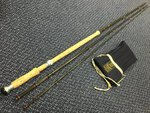 Hardy Preloved - Graphite Salmon Fly 15'4'' #10 Spey Rod - Excellent