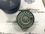 Preloved Hardy LRH Lightweight 3 1/8th Trout Fly Reel - Used