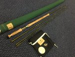 Preloved Hardy Marksman 2T 16ft #11 Salmon Fly Rod - Excellent