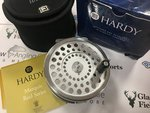 Preloved Hardy Marquis No2 Salmon Fly Reel (Boxed) - As New