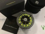 Preloved Hardy Ultralite 6000 MA DD Fly Reel (Boxed) - Excellent