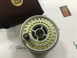 Hardy Preloved - Ultralite Disc LA 9/10 Salmon Fly Reel (England) - As New