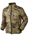 Harkila Lynx Insulated Reversible Jacket Willow Green/AXIS MSP Forest Green