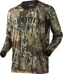 Harkila Moose Hunter L/S T-Shirt Mossyoak Break-Up Country