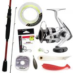 HTO Tronixpro Rockfish Outfit 7ft6 3-12g 2pc