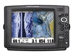Humminbird 1199cxi HD SI Combo GPS / C'Plotter / Sonar Col Side / Down Imaging Disp only exc Txd