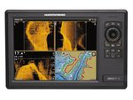 Humminbird ONIX10cxi SI Combo GPS / C'Plotter / Sonar Col Side / Down Imaging Disp only exc Txd Ext GPS Ant