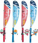 Jarvis Walker Tadpole 4ft Spinning Rod Combo
