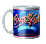 Just Fish 11oz Born To Fish Forced To Work Mug