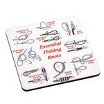 Just Fish Essential Fishing Knots Coaster