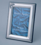 Just Fish Trout Pewter Photoframe