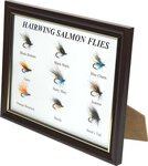 Just Fish Framed Hairwing Salmon Flies