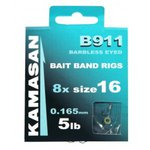 Kamasan B911 BX HTN with Bait Bands