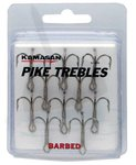 Kamasan K62 Barbed Treble Hooks