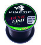 Kinetic DF Devil Fish Braid 600m Black