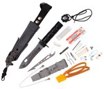Kombat Explorer Survival Kit Knife