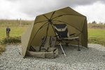 Korum 50in Graphite Brolley Shelter