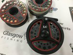Leeda Preloved - LC 100 Fly Reel with 2 Spare Spools (England) - Excellent