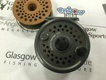 Leeda Preloved - Rimfly Concept 375 Fly Reel with Spare Spool - Used