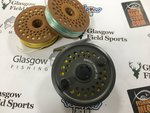 Leeda Preloved - Rimfly Concept 375 Fly Reel with 2 Spools - Excellent
