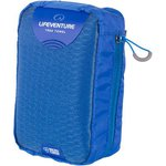Lifeventure Microfibre Trek Towel - Blue