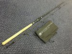 Lineaeffe Preloved - Black Tiger 8ft 30g Spinning Rod - As New
