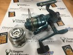 Preloved Lineaeffe Vigor TJ Surf 70 Reel with Spool - Excellent
