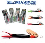 Lureflash Fire Tail Flying C Lure