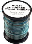 Lureflash Multi Coloured Tying Thread