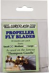Lureflash Propeller Fly Blades