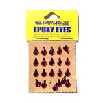 Lureflash Tear Drop Epoxy Eyes 5mm