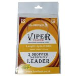 Lureflash Viper Leader 2 Droppers 4yd