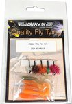 Lureflash Waggle Tail Fly Kit L/S