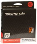 Mackenzie DTX G2 Multi-Tip Shooting Head Line