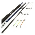 Madfish Stinger 13ft 4pce 4-8oz Traveller Beachcaster Rod