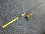 Masterline Preloved - John Wilson Super Shooter 6ft 1.5-3.5oz 1pc Lure Rod - Used