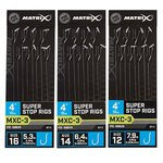 Matrix MXC-3 Super Stop Rigs 8pc