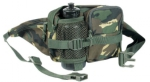 Mil-Com Waist Bag With Waterbottle Camo